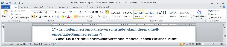 AutoErstellung-Verzeichnissen-Formatvorlagen-Ueberschrift
