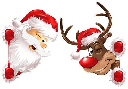 Weihnachten kurios