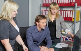 Qualitätssicherung das 6-Augen-Prinzip
