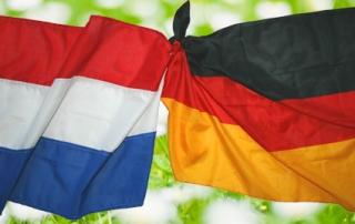 niederländisch vs. deutsch