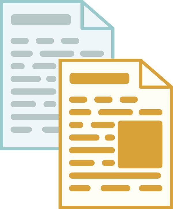 Dateiformate - wir können nahezu jedes bearbeiten.