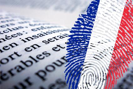 französische Sprache hinterlässt überall in der Welt ihren Fingerabdruck